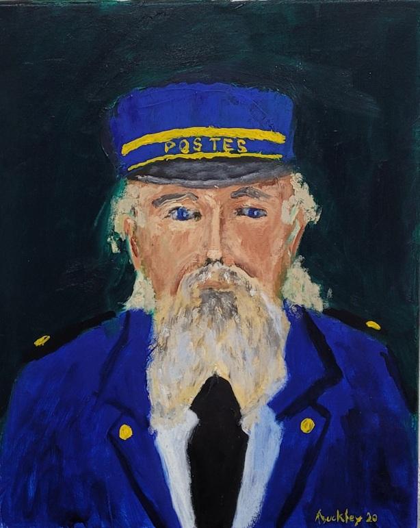 Henry The Postman Roulan